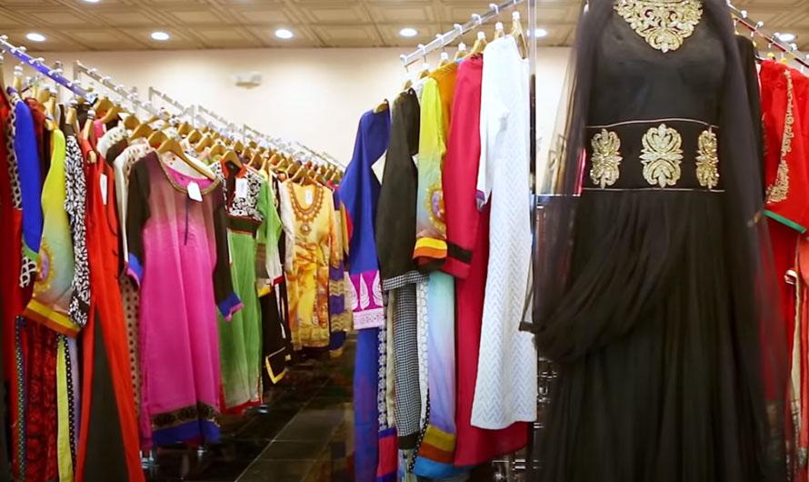 Картинка для вдохновения: магазин, специализирующийся на женской этнической одежде