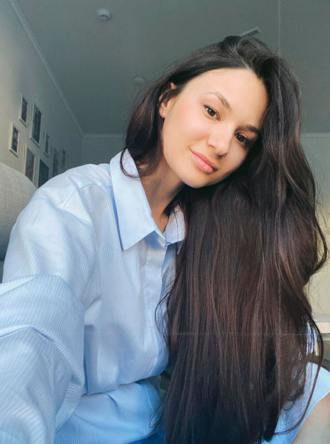 """Виктория Янчевская: """"У меня нет никакого швейного образования. Я никогда ничего не шила. Но мне очень хотелось заниматься пошивом женского нижнего белья, создавать свои коллекции"""""""