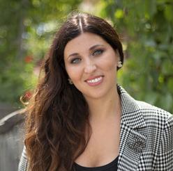 Диана Фердман, предприниматель, автор книг, организатор бизнес-сообществ