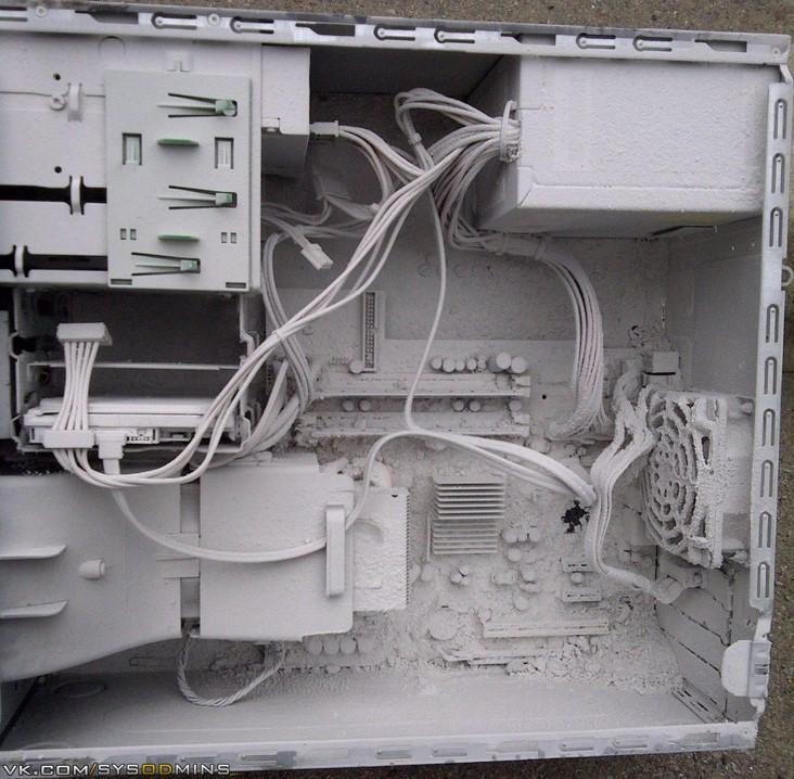 Компьютер в мучной пыли: один KVM-удлинитель обойдется дешевле ремонта или замены компьютера