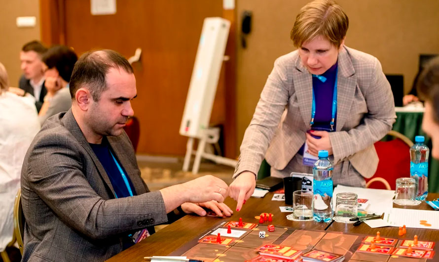 Эмоциональная вовлеченность в соревнование — основное условие эффективности бизнес-игры