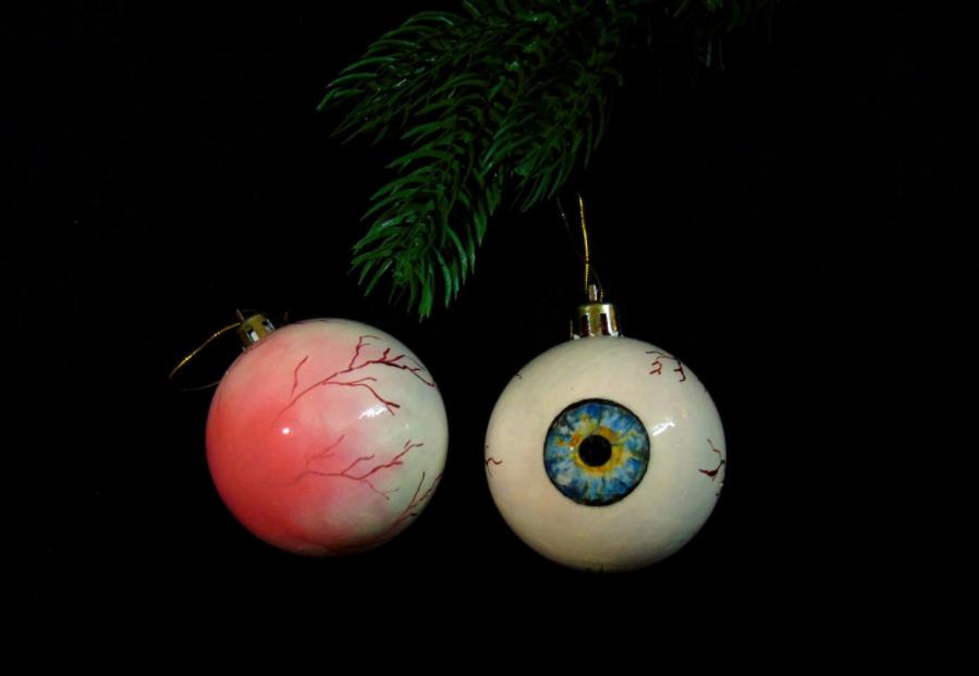 Бизнес-идеи для женщин: Оригинальные елочные шары от мастера Катерины Крутиловой