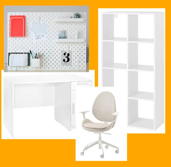 Элементы стандартизации офисного рабочего места при 5S