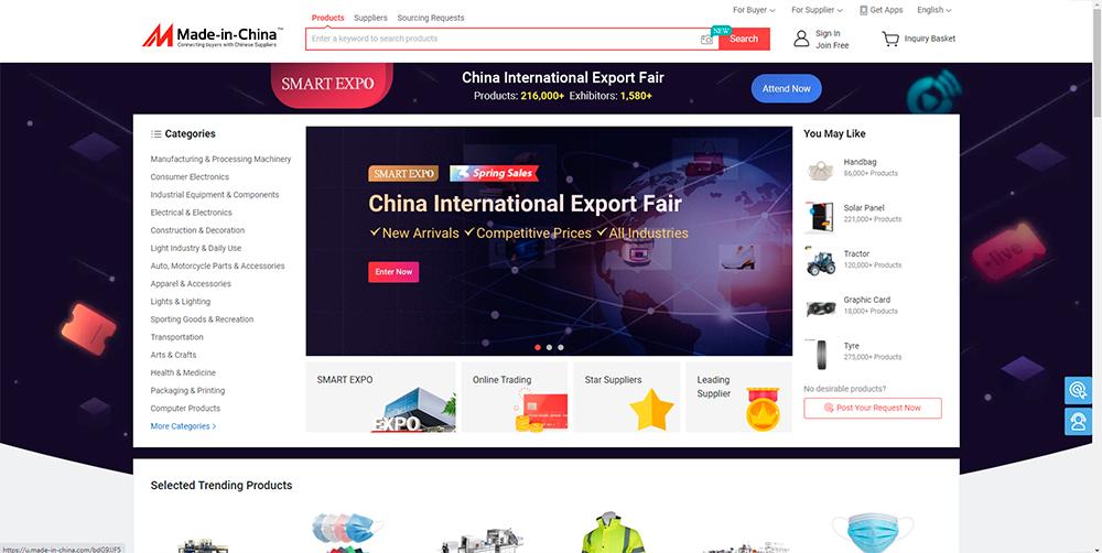 Как найти поставщика из китая напрямую? Made-in-China.com
