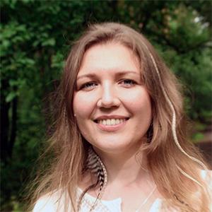 Наталья Казацкая, организатор пространства