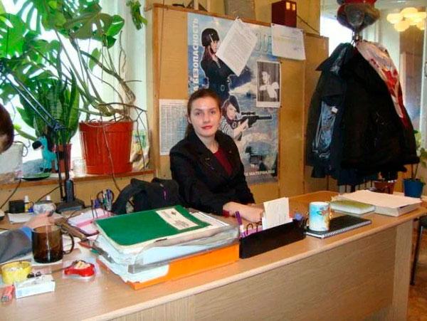 Наталья Лапина — оперуполномоченный убойного отдела